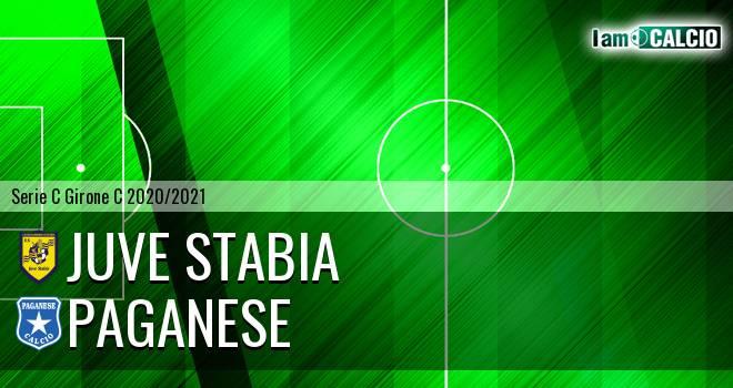 Juve Stabia - Paganese 1-1. Cronaca Diretta 29/11/2020