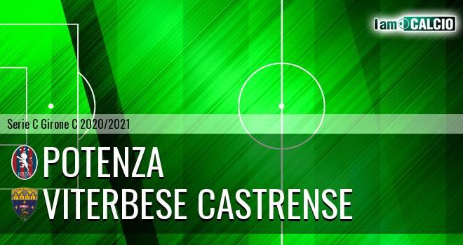 Potenza - Viterbese Castrense