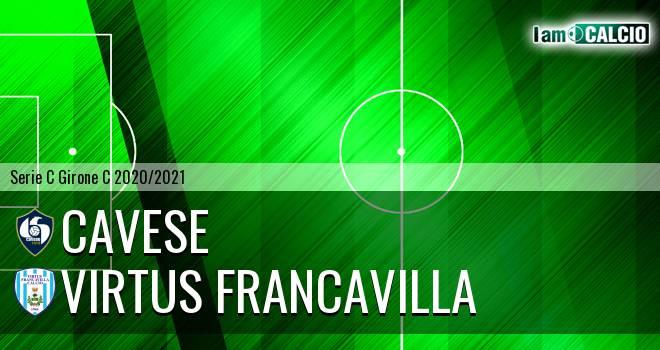 Cavese - Virtus Francavilla