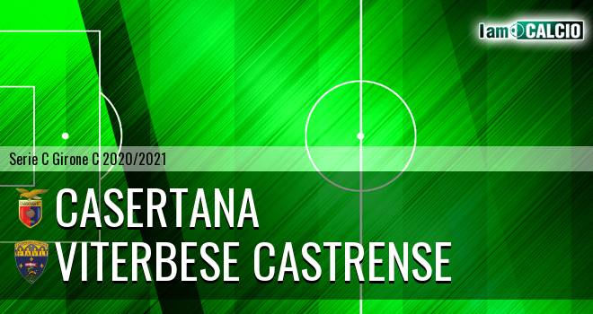 Casertana - Viterbese Castrense