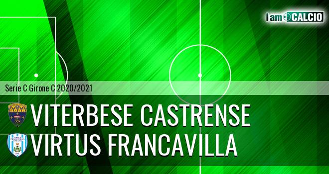 Viterbese Castrense - Virtus Francavilla