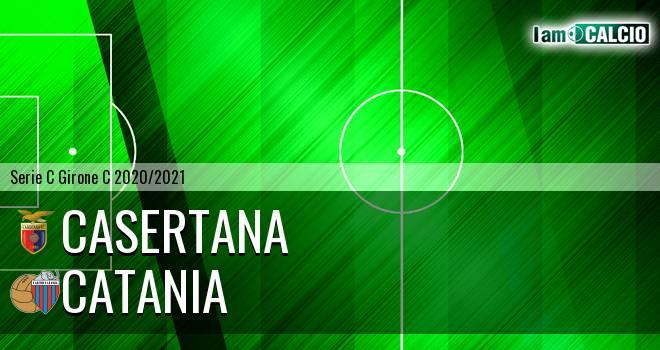 Casertana - Catania