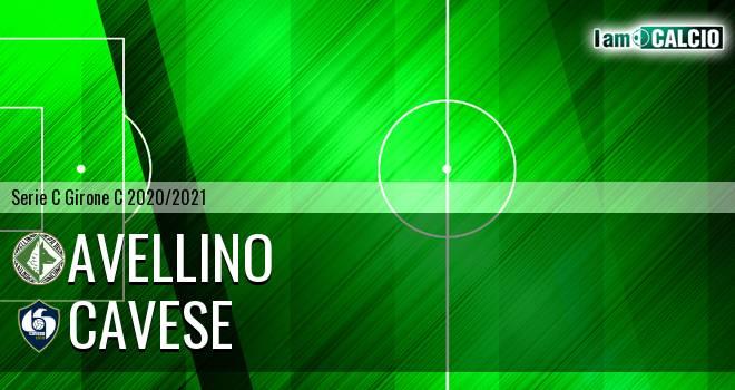 Avellino - Cavese 1-0. Cronaca Diretta 16/01/2021