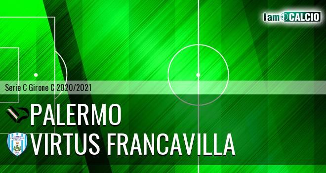 Palermo - Virtus Francavilla