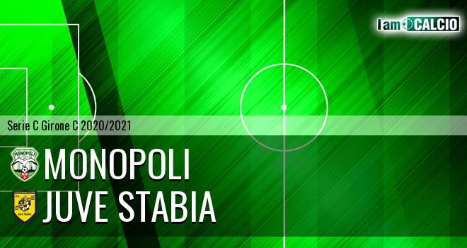 Monopoli - Juve Stabia