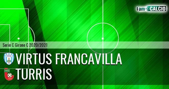 Virtus Francavilla - Turris
