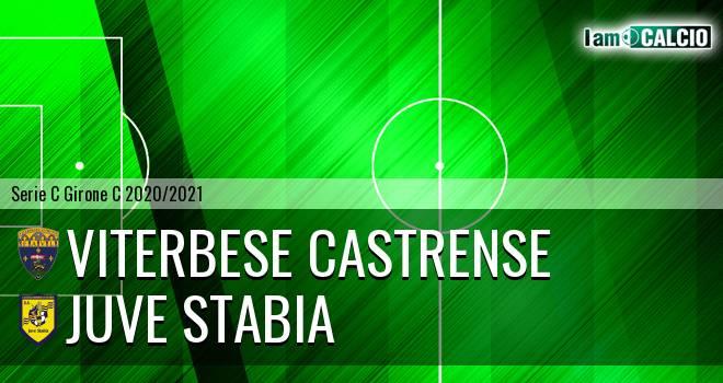 Viterbese Castrense - Juve Stabia