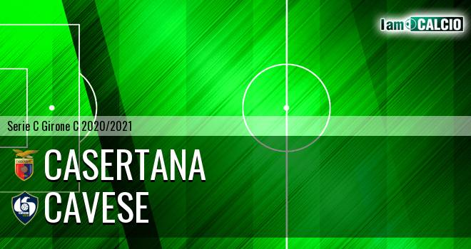 Casertana - Cavese 2-1. Cronaca Diretta 21/03/2021