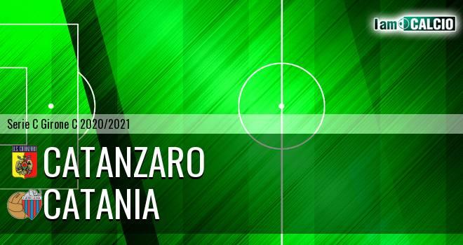Catanzaro - Catania