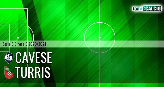 Cavese - Turris 3-0. Cronaca Diretta 28/04/2021