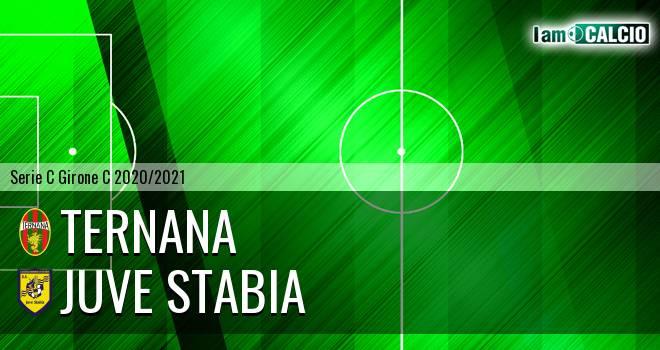 Ternana - Juve Stabia