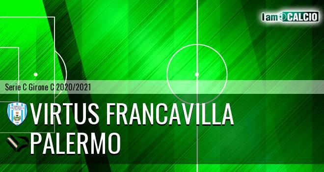 Virtus Francavilla - Palermo