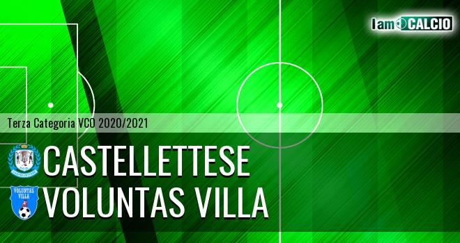 Castellettese - Voluntas Villa