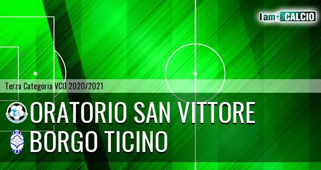 Oratorio San Vittore - Borgo Ticino