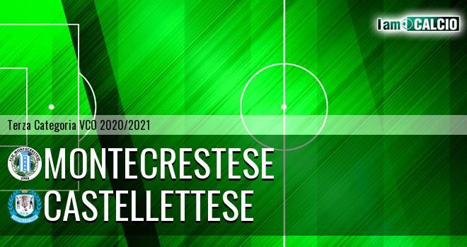 Montecrestese - Castellettese