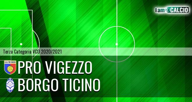 Pro Vigezzo - Borgo Ticino