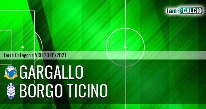 Gargallo - Borgo Ticino