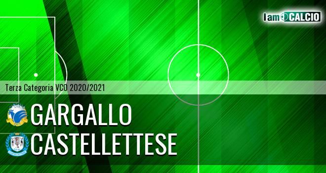 Gargallo - Castellettese
