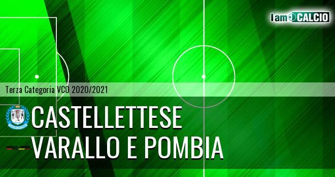 Castellettese - Varallo E Pombia