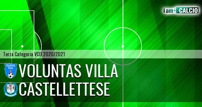 Voluntas Villa - Castellettese