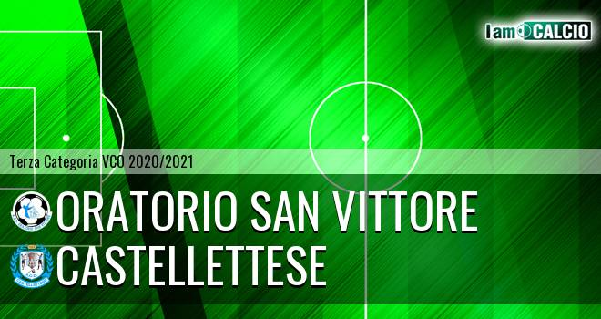 Oratorio San Vittore - Castellettese