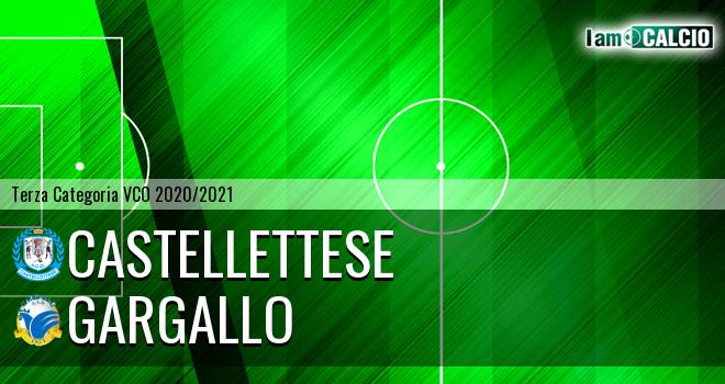 Castellettese - Gargallo