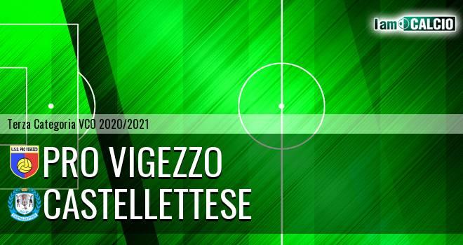 Pro Vigezzo - Castellettese