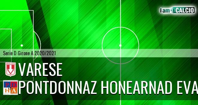 Varese - PontDonnaz HoneArnad