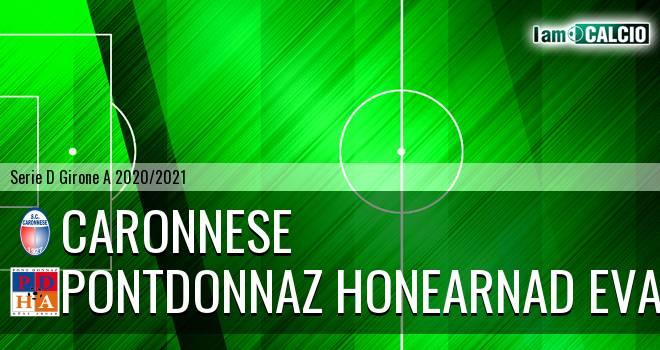 Caronnese - PontDonnaz HoneArnad Evancon