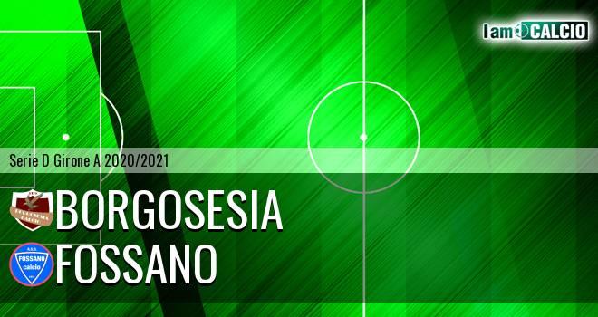 Borgosesia - Fossano