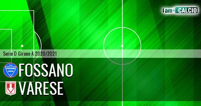 Fossano - Varese