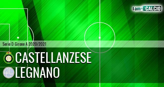 Castellanzese - Legnano
