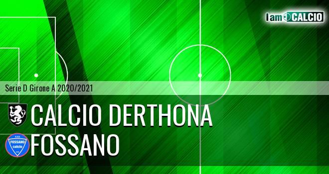 HSL Derthona - Fossano