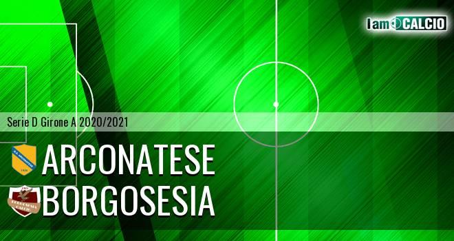 Arconatese - Borgosesia