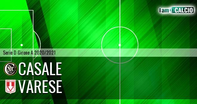 Casale - Varese