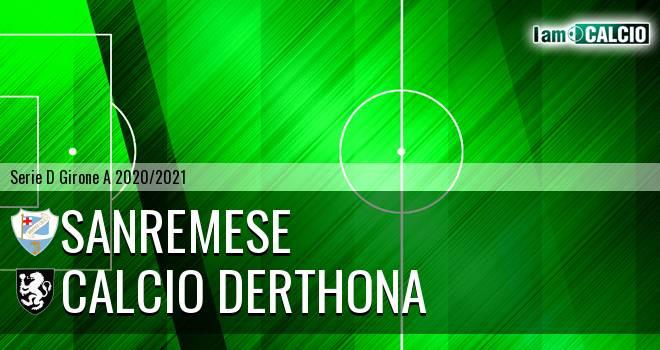 Sanremese - HSL Derthona