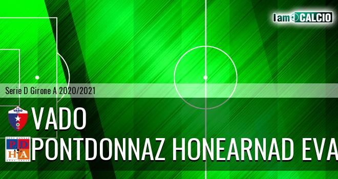 Vado - PontDonnaz HoneArnad