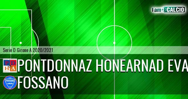 PontDonnaz HoneArnad - Fossano