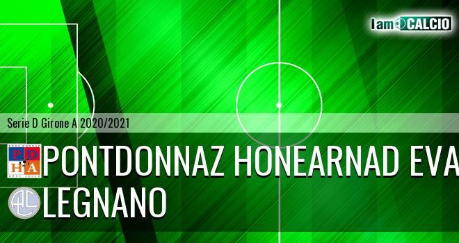PontDonnaz HoneArnad Evancon - Legnano