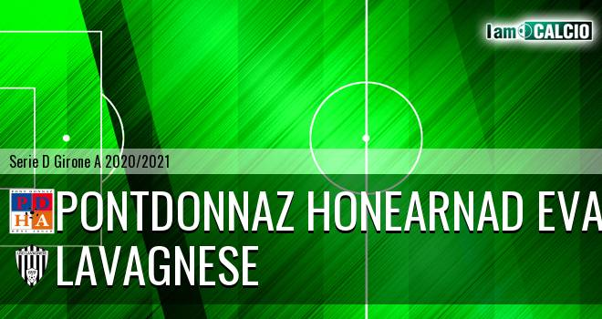 PontDonnaz HoneArnad Evancon - Lavagnese