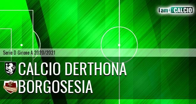 HSL Derthona - Borgosesia