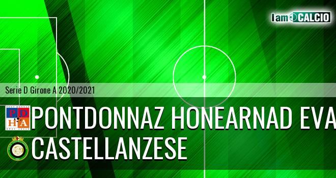 PontDonnaz HoneArnad Evancon - Castellanzese