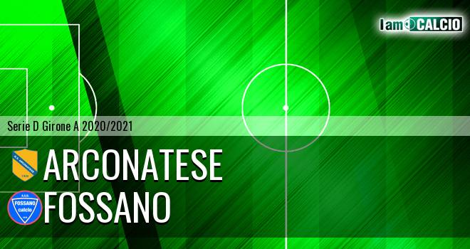 Arconatese - Fossano