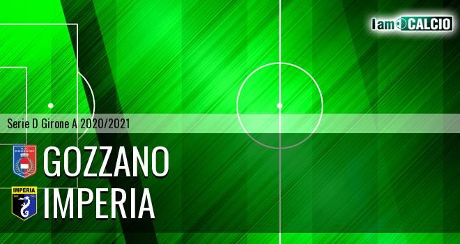 Gozzano - Imperia - Serie D Girone A 2020 - 2021