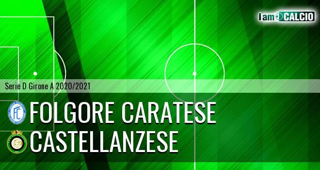 Folgore Caratese - Castellanzese