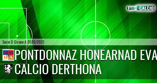 PontDonnaz HoneArnad Evancon - HSL Derthona