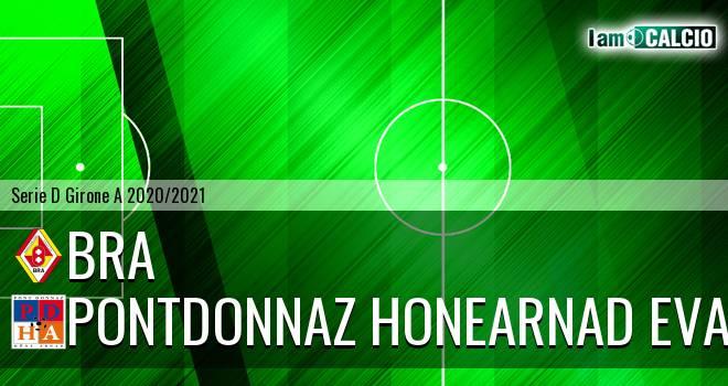 Bra - PontDonnaz HoneArnad Evancon
