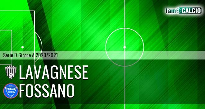 Lavagnese - Fossano