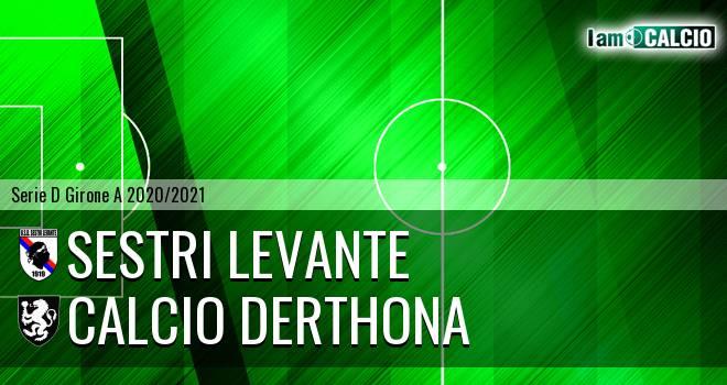 Sestri Levante - HSL Derthona