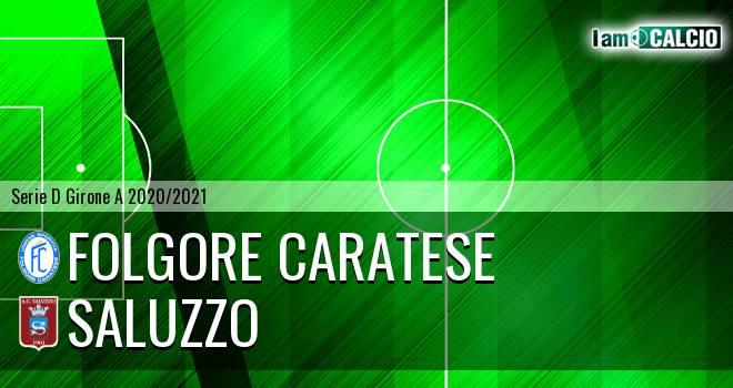 Folgore Caratese - Saluzzo